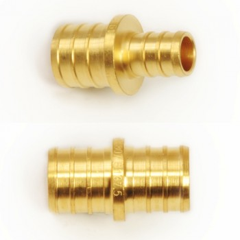 CrownPEX DZR Brass Couplers