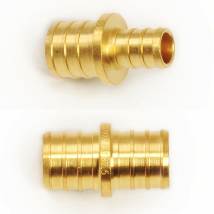 CrownPEX DZR Brass Couplers