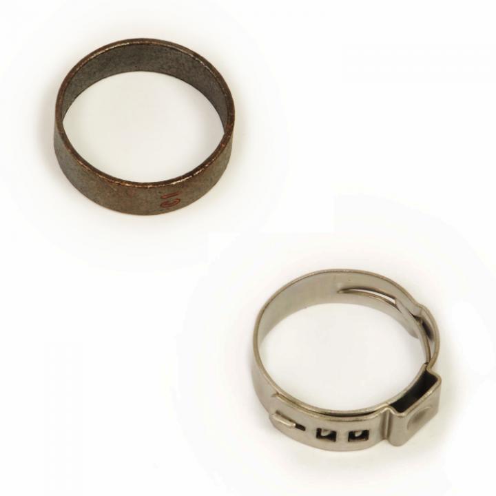 CrownPEX Crimp Rings